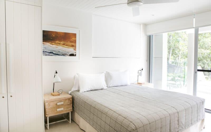 Headland Views U2 Bedroom