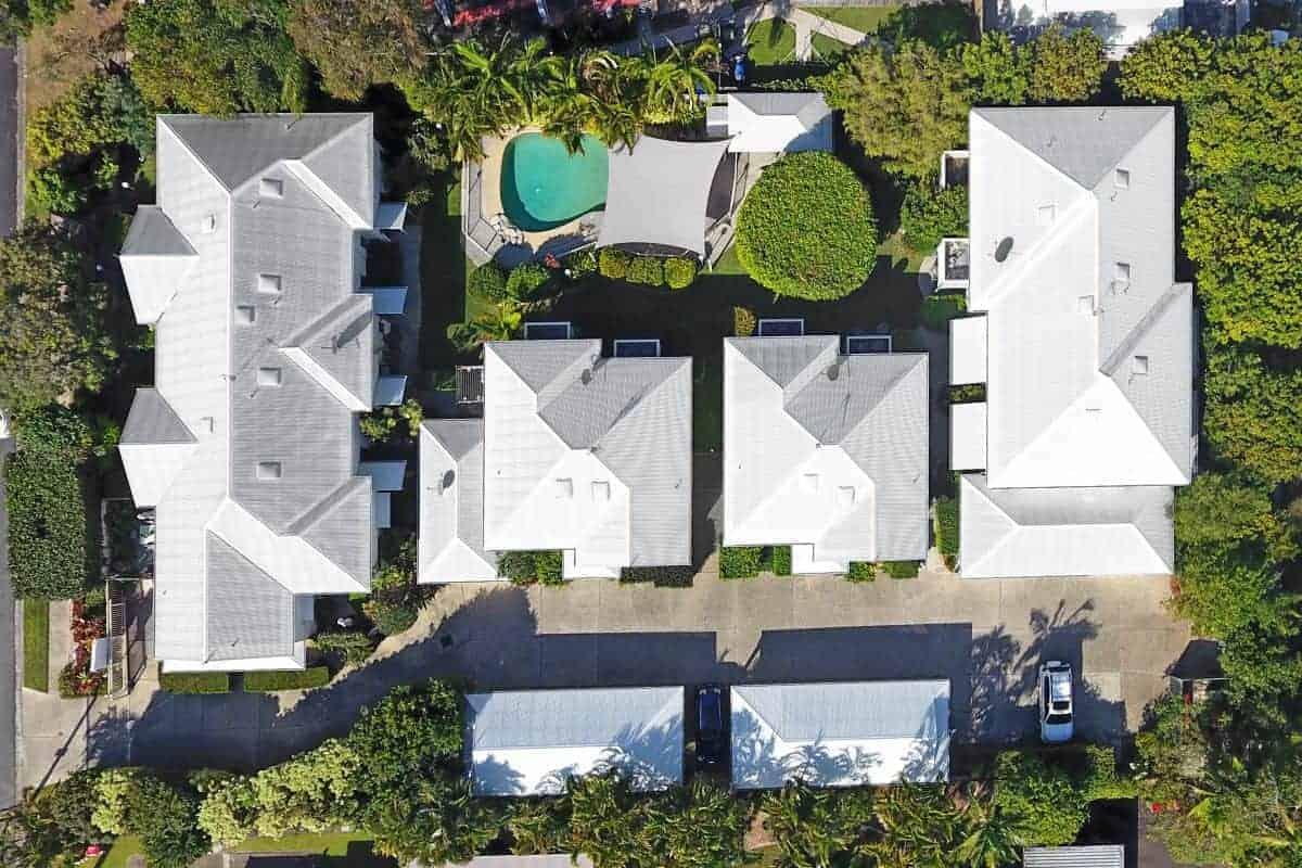 Terrapin Apartments Drone